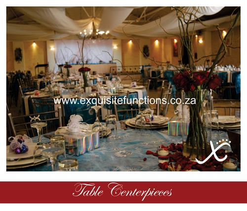 Exquisite functions wedding centerpieces foral